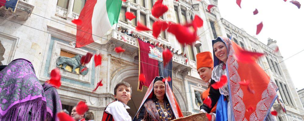 Sa Ramadura - Festa di Sant'Efisio