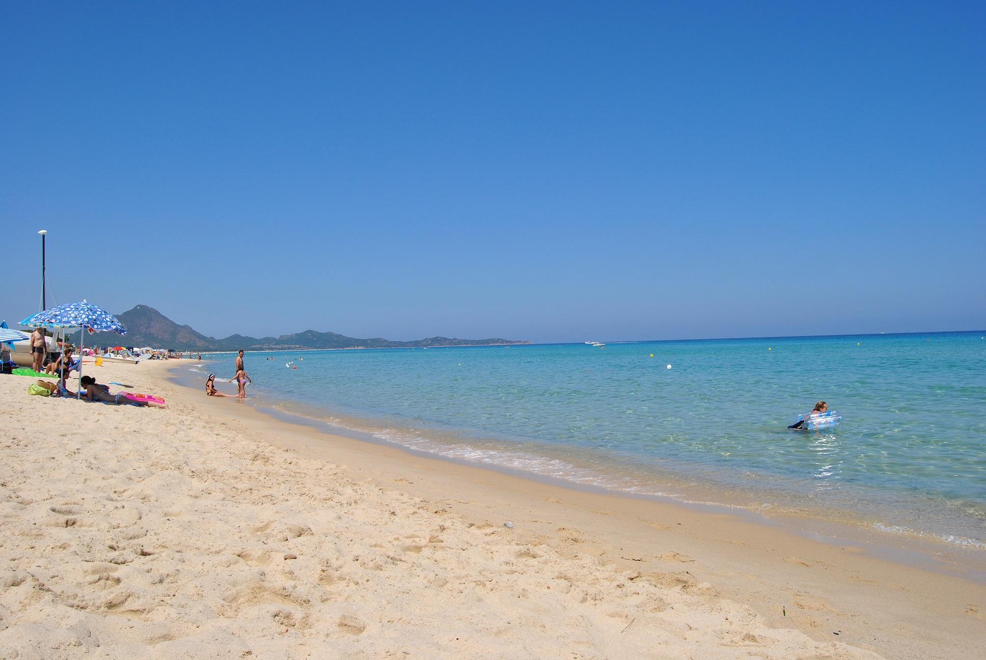 Costa Rei's Beach